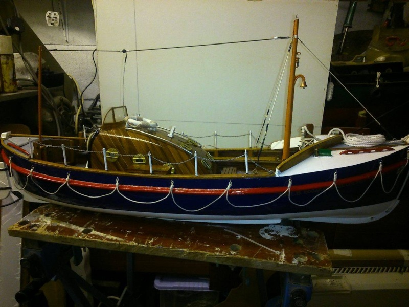LIVERPOOL CLASS LIFEBOAT Liverp16