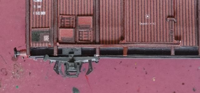 Industriediorama mit Hafen, 1:87 Dsc03319