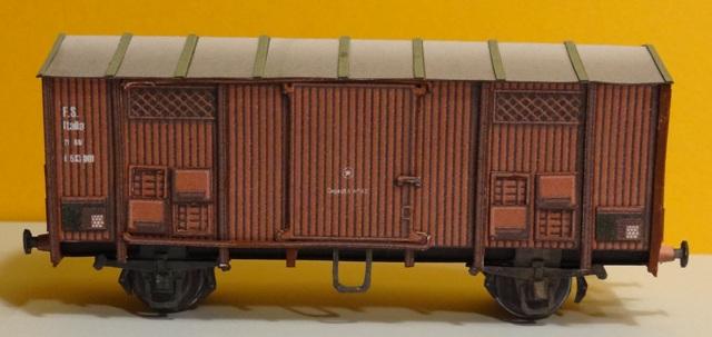Industriediorama mit Hafen, 1:87 Dsc03320