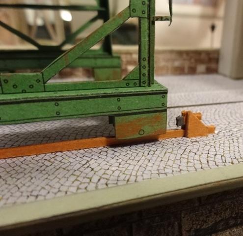 Industriediorama mit Hafen, 1:87 Dsc05214