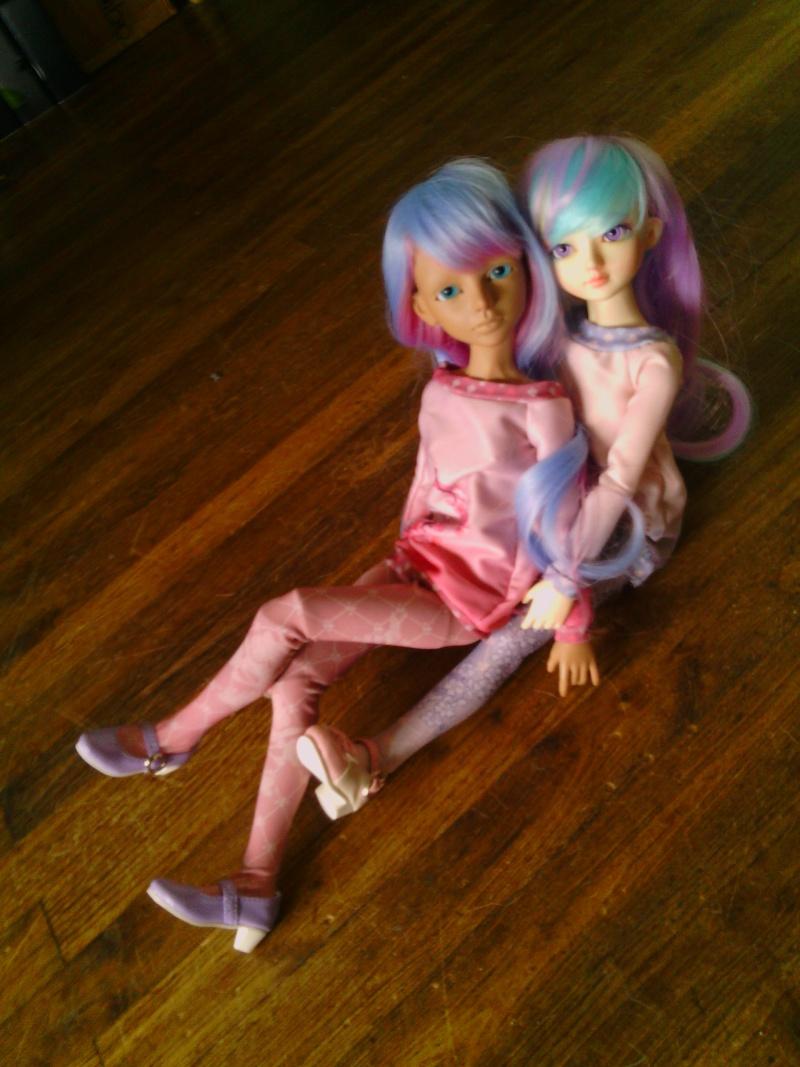 Milla & candy , et finalement Tsuki, la nouvelle - Page 2 Img_2011