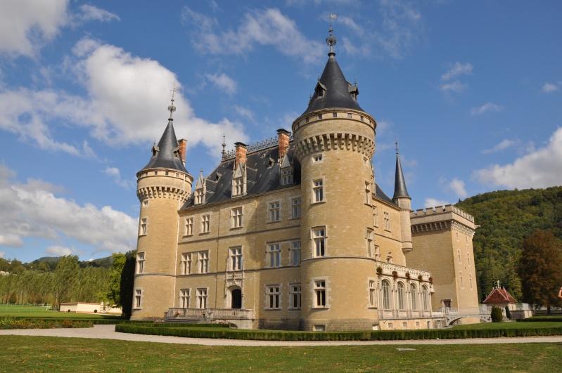 Le château de Cornod et ses jardins Dsc_0610