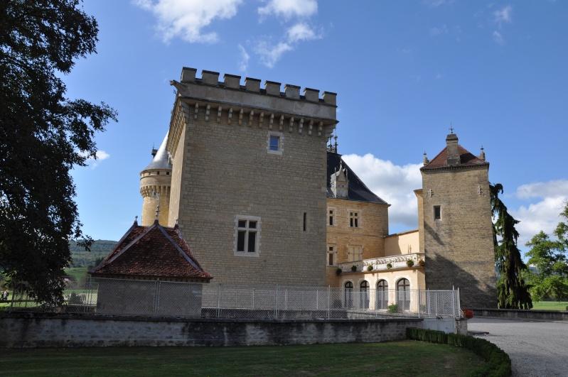 Le château de Cornod et ses jardins Dsc_0613