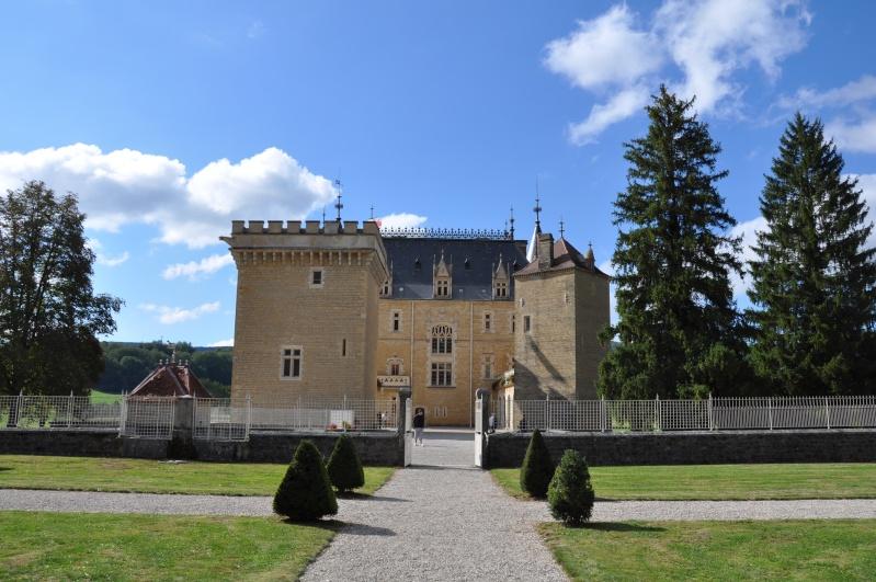 Le château de Cornod et ses jardins Dsc_0616