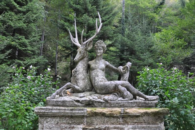 Le château de Cornod et ses jardins Dsc_0626