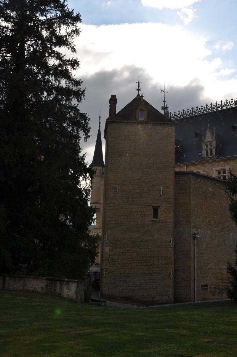 Le château de Cornod et ses jardins Dsc_0710