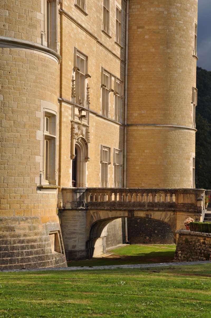 Le château de Cornod et ses jardins Dsc_0712