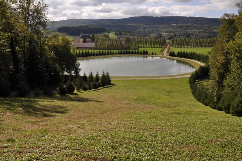 Le château de Cornod et ses jardins Dsc_0716