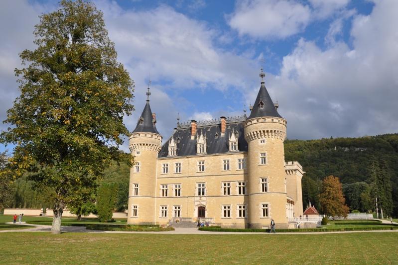 Le château de Cornod et ses jardins Dsc_0814