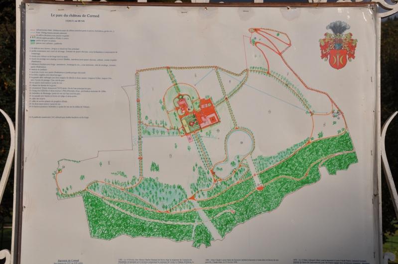 Le château de Cornod et ses jardins Dsc_0815