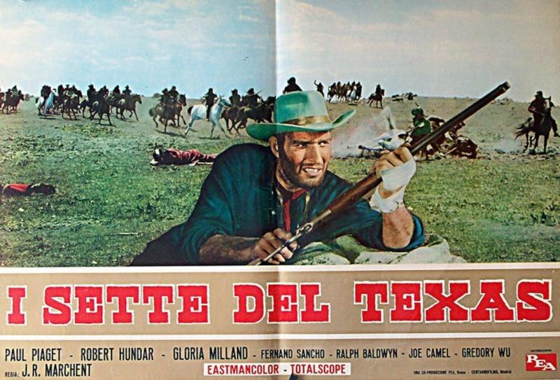 Les sept du Texas - Antes llega la muerte - 1964 - J.L. Romero Marchent 12004010