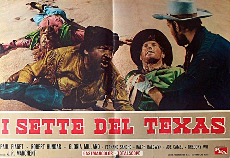 Les sept du Texas - Antes llega la muerte - 1964 - J.L. Romero Marchent 12004310