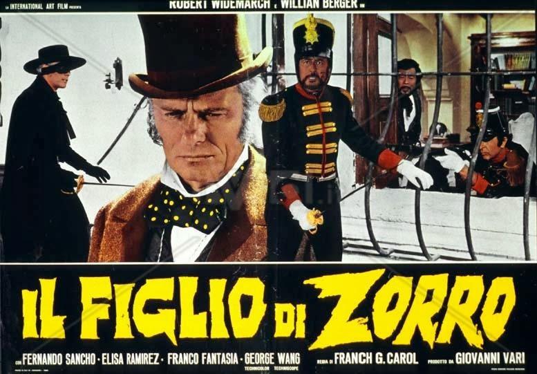 Le fils de Zorro- Il figlio di Zorro - 1973- Gianfranco Baldanello 27_son11
