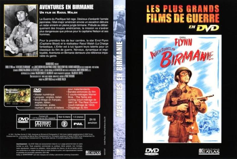 Aventures en Birmanie. Objective, Burma! 1945. Raoul Walsh. C2d90910