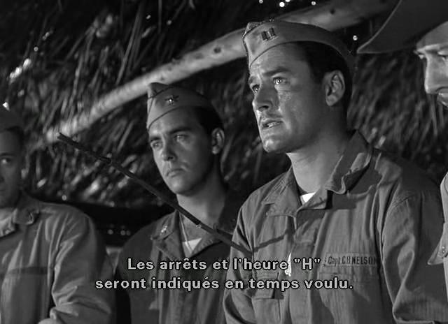 Aventures en Birmanie. Objective, Burma! 1945. Raoul Walsh. Vlcsna56