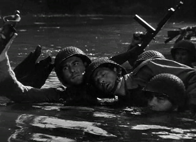 Aventures en Birmanie. Objective, Burma! 1945. Raoul Walsh. Vlcsna58