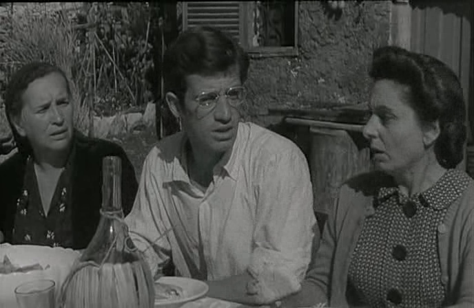 La Ciociara. 1960. Vittorio de Sica. Vlcsna60