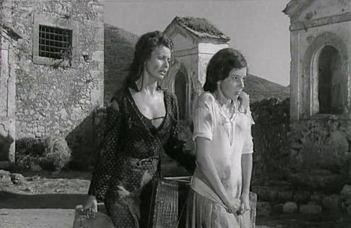 La Ciociara. 1960. Vittorio de Sica. Vlcsna90