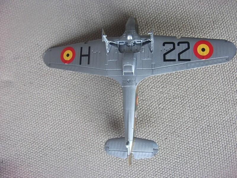 Hurricane Mk.I Dscf4126