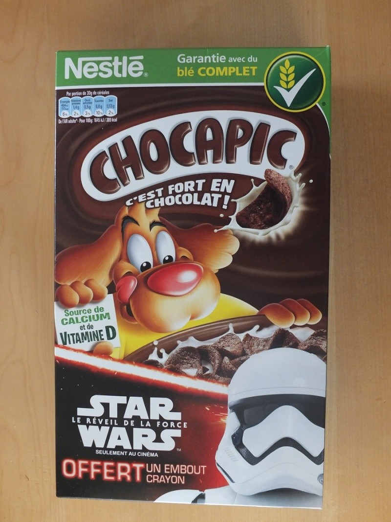 Your Episode VII shop products and promos  Chocop10