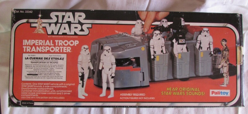 PROJECT OUTSIDE THE BOX - Star Wars Vehicles, Playsets, Mini Rigs & other boxed products  - Page 6 Imperi18
