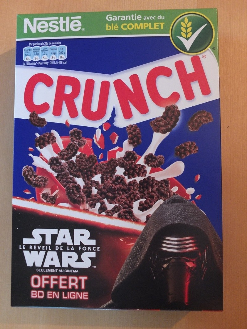 Your Episode VII shop products and promos  Nestle10