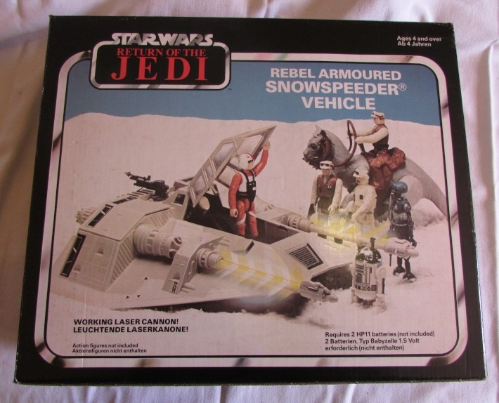 PROJECT OUTSIDE THE BOX - Star Wars Vehicles, Playsets, Mini Rigs & other boxed products  - Page 6 Snowsp10