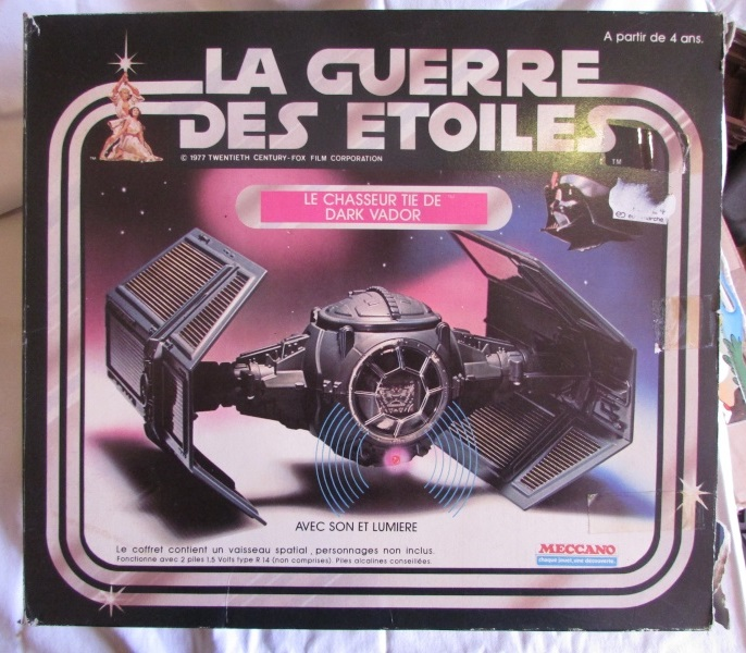 PROJECT OUTSIDE THE BOX - Star Wars Vehicles, Playsets, Mini Rigs & other boxed products  - Page 6 Tie_fi10