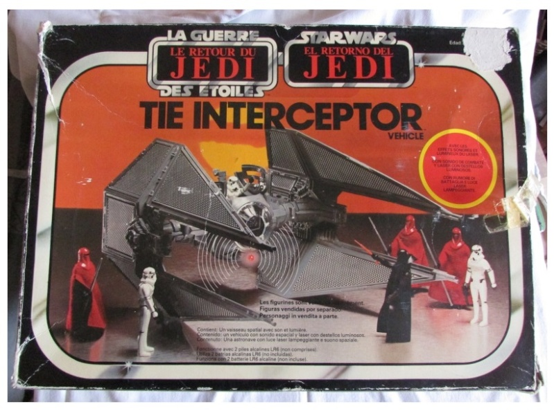 PROJECT OUTSIDE THE BOX - Star Wars Vehicles, Playsets, Mini Rigs & other boxed products  - Page 8 Tie_in10