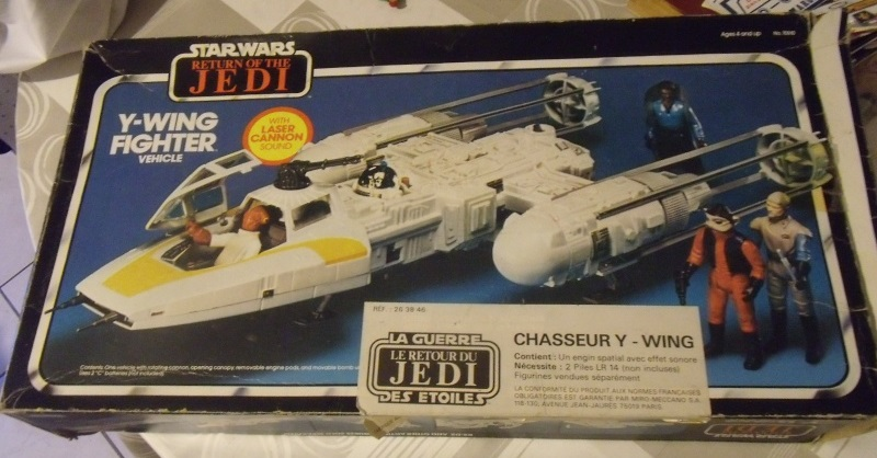 PROJECT OUTSIDE THE BOX - Star Wars Vehicles, Playsets, Mini Rigs & other boxed products  - Page 2 Y_wing10