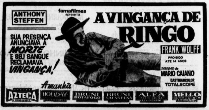 La vengeance de Ringo ( Ringo il volto della vendetta ) – 1966 – Mario CAIANO - Page 2 A_ving10