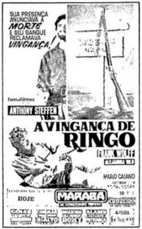 La vengeance de Ringo ( Ringo il volto della vendetta ) – 1966 – Mario CAIANO - Page 2 A_ving11