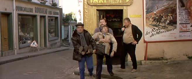 Un idiot à Paris. 1967. Serge Korber. Vlcsna16