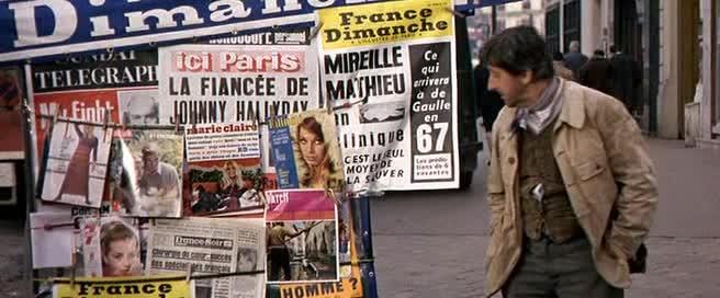 Un idiot à Paris. 1967. Serge Korber. Vlcsna17