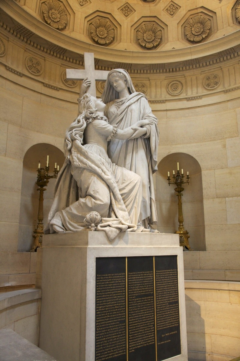 """Un """"Pass Marie-Antoinette"""" : visites de monuments historiques Chapel11"""
