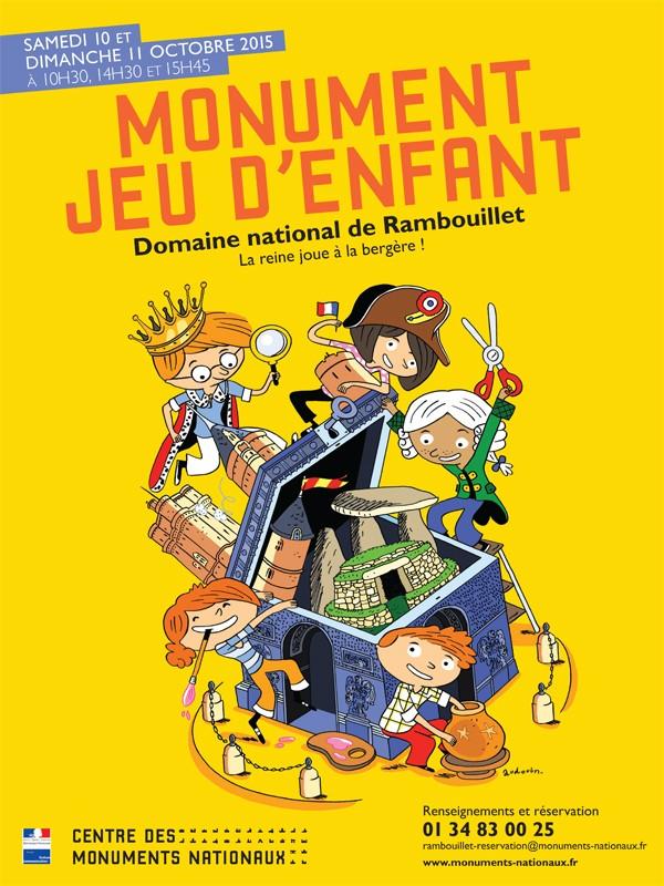 16 MAI 2015  conférences à RAMBOUILLET Monume10