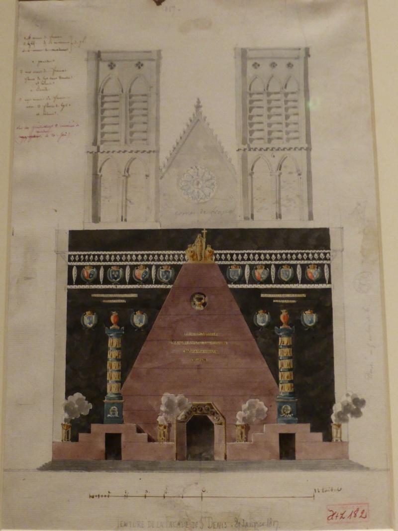 La Basilique de Saint-Denis Saint_14