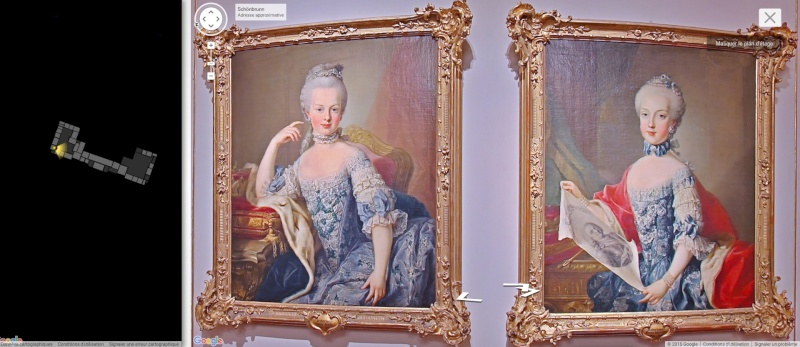 Portraits de l'archiduchesse Marie-Josèphe Schonb11