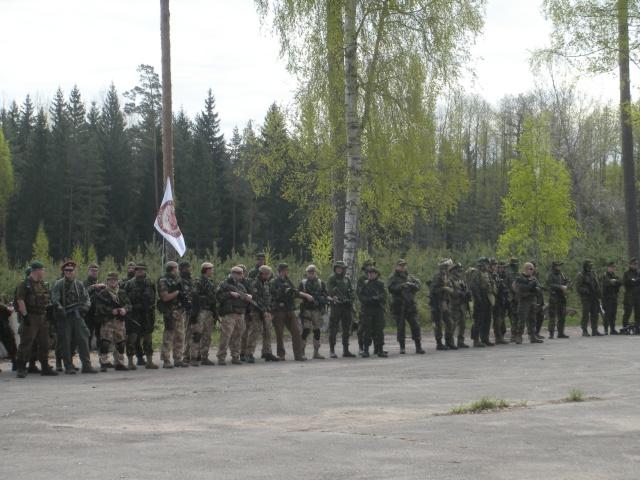 Как мы на Таджикистан ходили. (Latvian Airsoft Season Opening 2011 06-08.05.2011) Dscn4111
