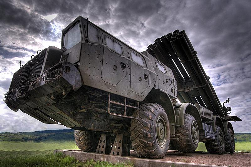 Russian MRLS: Grad, Uragan, Smerch, Tornado-G/S Ffwu910