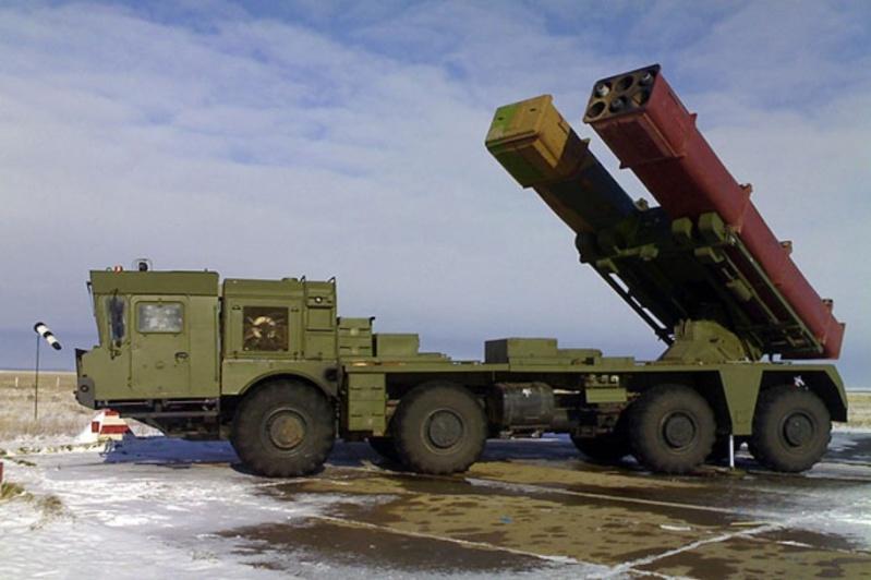 Russian MRLS: Grad, Uragan, Smerch, Tornado-G/S Neznam10