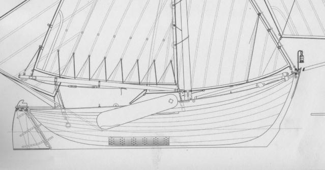 Yacht Olandese XVIII secolo. Bigott14