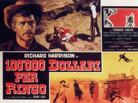 100.000 dollars pour Ringo - Centomila dollari per Ringo - 1965 - Alberto de Martino 100_0012