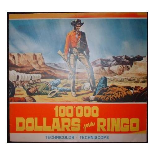 100.000 dollars pour Ringo - Centomila dollari per Ringo - 1965 - Alberto de Martino 100_0013