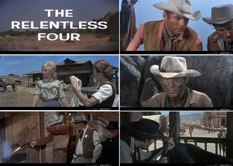 4 hommes à abattre - I quattro inesorabili - 1965 - Primo Zeglio 4_inax10