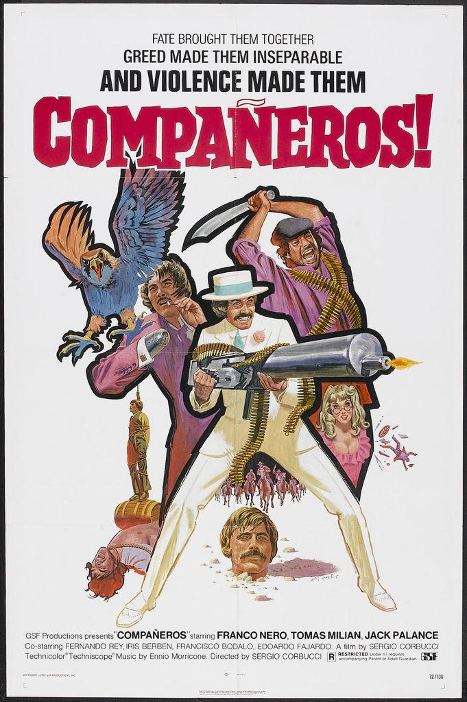 Companeros - 1970 - Sergio Corbucci Compan10