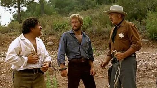 Creuse ta fosse Garringo, Sabata revient ! - Abre tu Fosa, Amigo... Llega Sabata.... - 1971 - Juan Bosch et Ignacio Iquino Creuse28