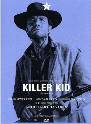 Killer Kid –1967- Leopoldo SAVONA Killer10