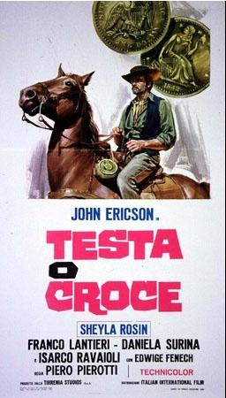 La dernière balle à pile ou face . ( Testa o croce ) 1968 . Piero Pierotti . La_der10
