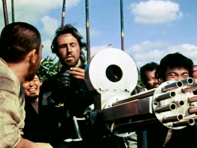 Le Cavalier et le Samouraï - Lo straniero di silenzio - Luigi Vanzi - 1968 Le_cav16